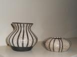 Red glaze and trans glaze ceramics 014